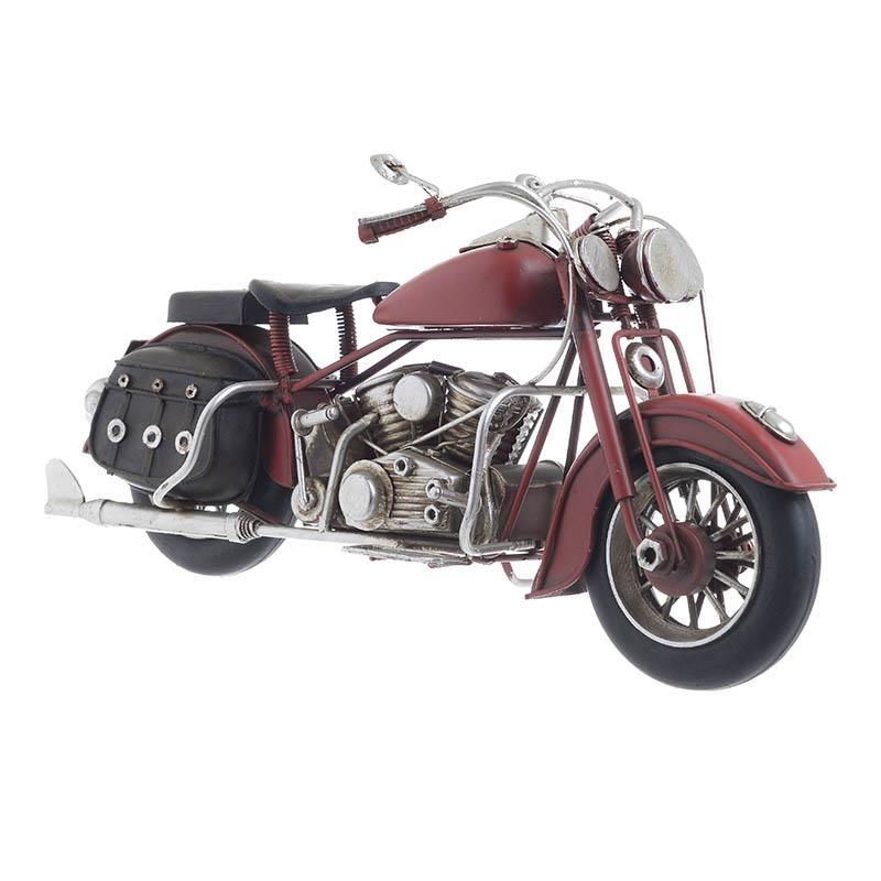 3707260231 METALNA FIGURA MOTOR 27.5*11.14.5cm