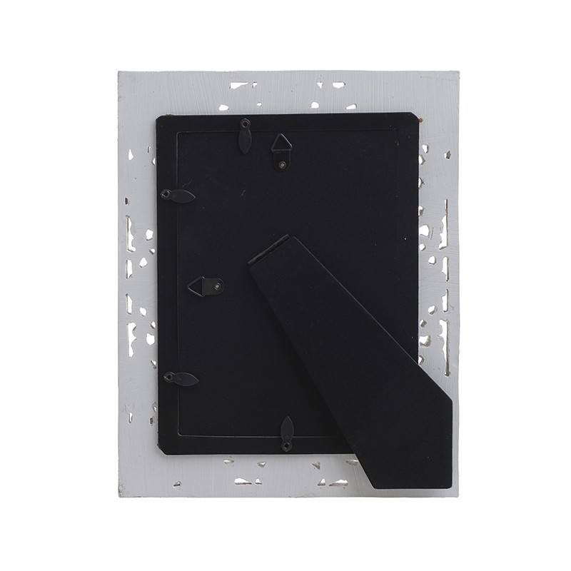 3303830152 RAM ZA SLIKU OD POLIREZINA ANTIK BELI 13*18cm