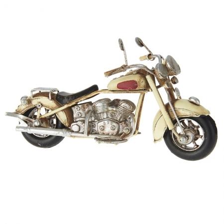 3707260197 FIGURA MOTOR METALNI 19*8*10cm