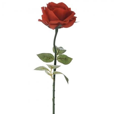 064804 RUŽA VEŠTAČKA CRVENA 57cm