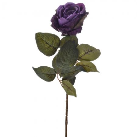 062329 RUŽA VEŠTAČKA LJUBIČASTA 70cm