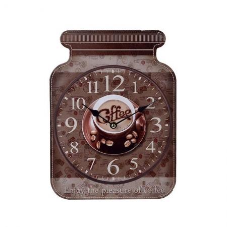 3200980228 SAT DRVENI DEZEN COFFEE U OBLIKU TEGLE 23*4*31cm