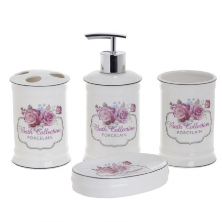 3654940018 SET ZA KUPATILO OD PORCELANA S/4