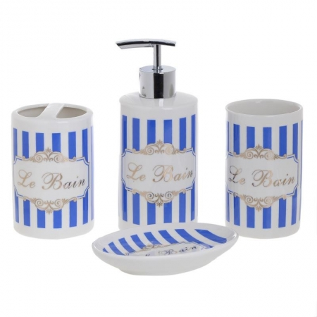 3654940026 SET ZA KUPATILO OD PORCELANA S/4