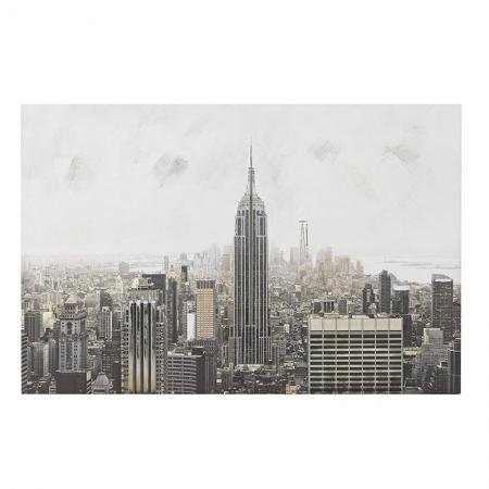 3908590113 STAMPANA SLIKA NA PLATNU NEW YORK 120*80cm